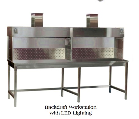 Backdraft Workstation